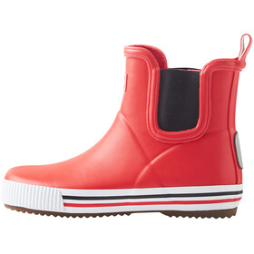 Reima Ankles Rain Boots Kids, reima red